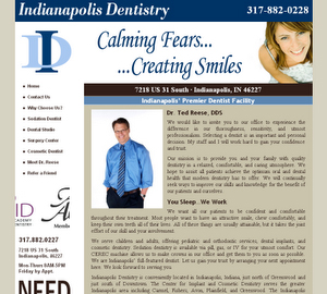 Indianapolis Center for Implant and Cosmetic Dentistry