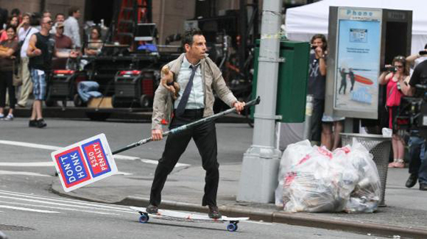 Ben Stiller Other Longboard