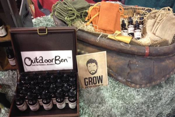 Outdoor Ben Beard Oil