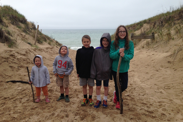 Indiana Dunes Trip 2015