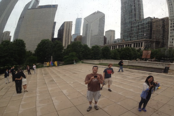 Erich in Chicago