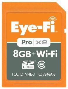 Eye-Fi Camera Card