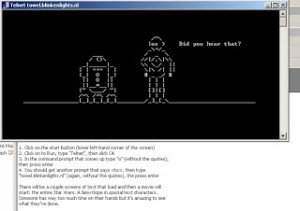 Star Wars Telnet
