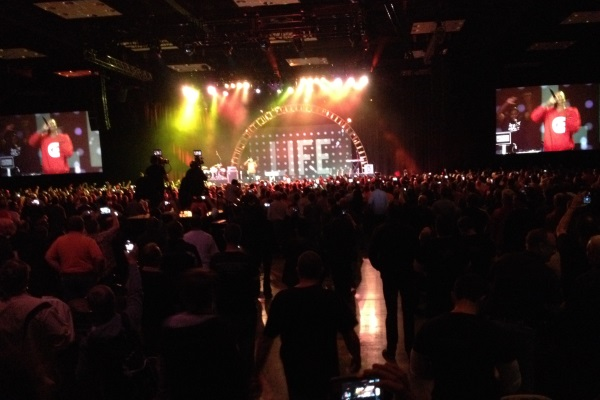 Lecrae at Act Like Men Conference